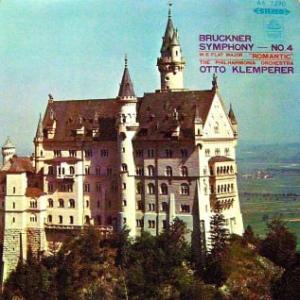 ◇クラシック音楽LP◇巨匠オットー・クレンペラーのブルックナー:交響曲第4番「ロマンティック」