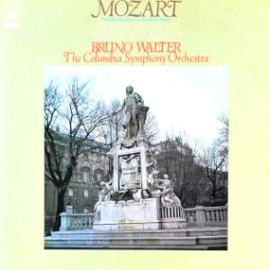 ◇クラシック音楽LP◇巨匠ブルーノ・ワルターが最後に我々に残遺した珠玉のモーツァルト作品集