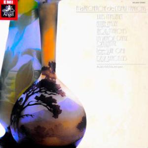 """◇クラシック音楽LP◇マスネのピアノ""""秘曲""""をアルド・チッコリーニが弾く"""