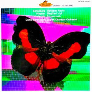 ◇クラシック音楽LP◇バレンボイム指揮イギリス室内管弦楽団のシェーンベルク:浄夜/ワーグナー:ジークフリート牧歌/ヒンデミット:ヴィオラと弦楽合奏のための葬送音楽