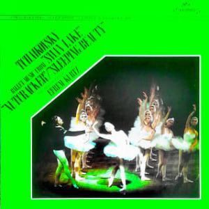 """◇クラシック音楽LP◇ """"バレエ音楽のスペシャリスト"""" クルツのチャイコフスキー:三大バレエ音楽"""