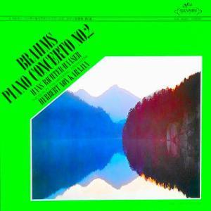 ◇クラシック音楽LP◇巨匠ハンス・リヒター=ハーザーとカラヤン指揮ベルリン・フィルのブラームス:ピアノ協奏曲第2番