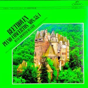 ◇クラシック音楽LP◇ハンス・リヒター=ハーザーのベートーヴェン:ピアノ協奏曲第3番/第4番