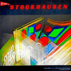 ◇クラシック音楽LP◇現代音楽の旗手 シュトックハウゼンの「コンタクテ」「ルフラン」