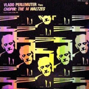 ◇クラシック音楽LP◇フランスの名ピアニスト ヴラド・ペルルミュテルのショパン:ワルツ集(全14曲)