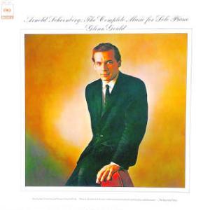 ◇クラシック音楽LP◇グレン・グールドのシェーンベルクのピアノ小品集