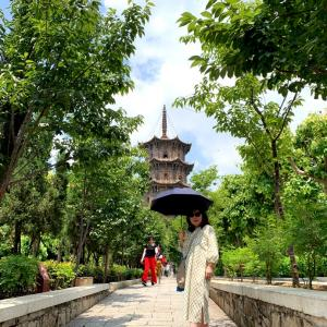 【 記憶の街・中国泉州 】   中国人とペルシャ人がつくった街