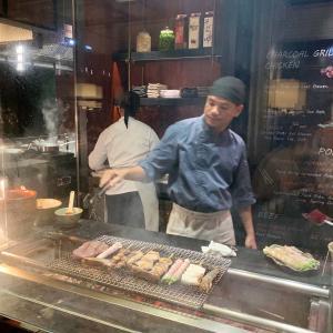 Posewood Phnom Penh の Iza Japanese Restaurant に行きました。