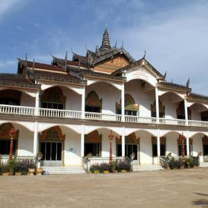 Wat Prey tom お寺さん訪問記。
