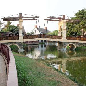 ユーロ・パーク、プノンペン( Euro Park Phnom Penh )に行って来ました。