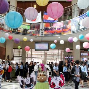 KIZUNA FESTIVAL 2020 が明日23日まで行われています。