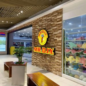 ソリアデパート( Sorya Center Point )3階に D.I.Y. のお店が出店されていました。