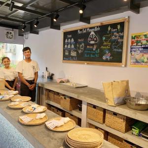 日本のおにぎり( RiceBall Phnom Penh )屋さんの話。