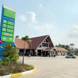 Kampong Chhnang RoadsideStation カンボジア版「道の駅」。