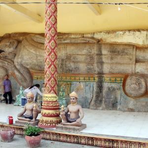 Phnom Santuk ( Santuk Mountain Heritage )山岳遺産の山、2−2。