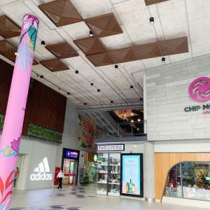 Chip Mong Noro Mall (2−2)新しく出来たショッピングモールです。