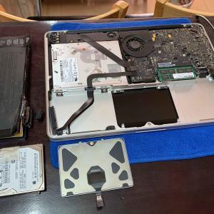旧Mac をハード、ソフト両面でリフレッシュしましたよ。