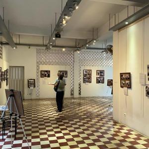 馬渕直城さんの写真展、行ってきました。
