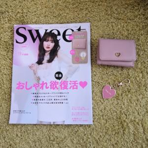 Sweet   9月号増刊  ミニウォレット