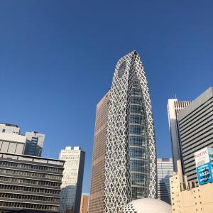 また新宿♪