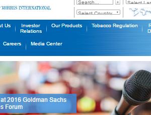 フィリップモリス【PM】の銘柄分析。高配当の米国タバコ銘柄