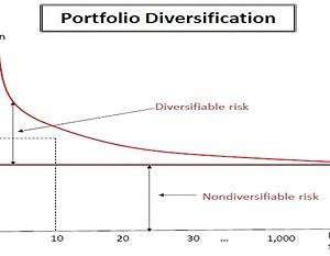 株式投資における理想の銘柄分散は何銘柄なのか