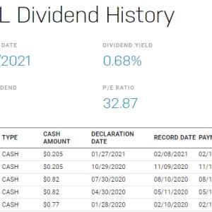 Apple【AAPL】の銘柄分析。投資家に大人気のGAFAMの一角。