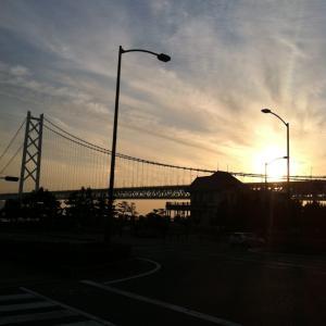黄昏(たそがれ)神戸