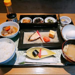 プレジデントホテル博多 朝食