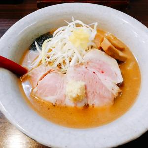 麺屋大河 味噌ラーメン 金沢市