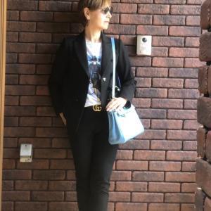 アラ還のオシャレ!久しぶりにスーツを着てみた。