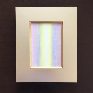 遠隔編…魂の光はこんな風に見えています。