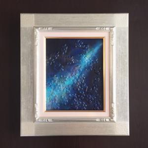 その6♪「すでに閃いている」個展に展示予定の油絵をご紹介〜!!
