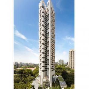 シンガポール 風変わりな高層住宅 あれこれ