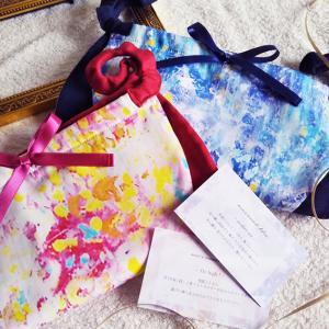 【新月の、お届け●】 acco's airy lingerie♡