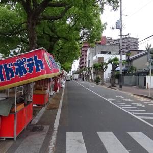 広島県福山市 ばら公園 ばら祭2019 ローズキャンドルナイト