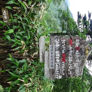 愛媛県西条市 石鎚山 西日本最高峰 土小屋ルート P2