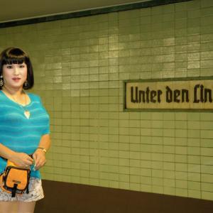 今回のテーマは、旧東ベルリン領内を旅した私