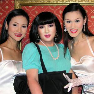 タイのニューハーフの人たち