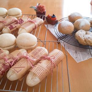 紅茶のパンとミルキーフランス
