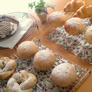 6/23 3種類のパン