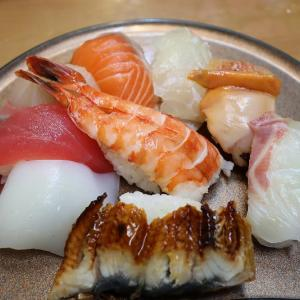 ボリュームが凄い。尼寿司 阪神尼崎