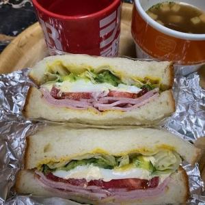 サンドイッチはダイエット食に向いている