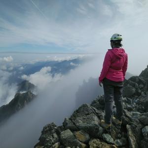 剱岳 難易度とルートの詳細 ポイントをまとめました