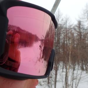 バックカントリー[スキー/スノーボード] ゴーグルの決定版!