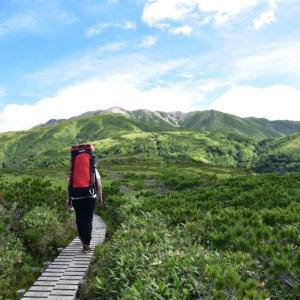 【テント泊】北アルプス最奥の薬師岳を大縦走 おすすめルートを紹介 DAY1