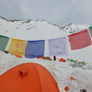 雪山テント泊の始め方 やってわかった!装備とテクニック基本ガイド
