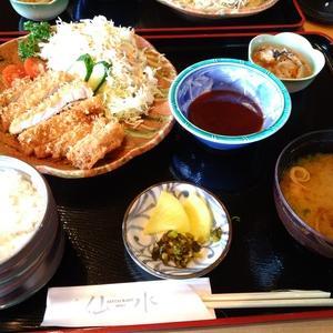 レストラン 仙水 (芸北オークガーデン)