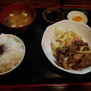 【閉店】焼肉レストラン 新長亭