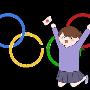 in夏休み☆わっしょい!オリンピックだぁ!